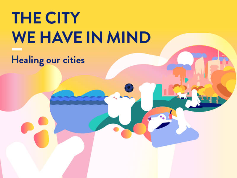 The City We Have in Mind - Banner NL Follow up ENG