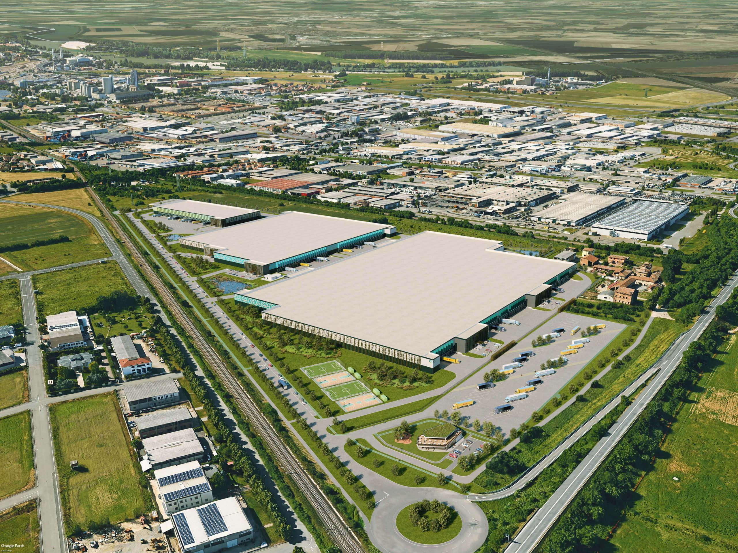 Prologis Park Life - 2401 Prologis Vista Aerea Nuovo Polo FAL V02 low 1 scaled