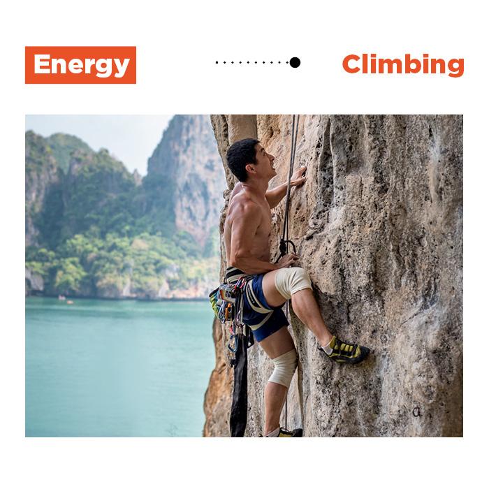 3 climbing