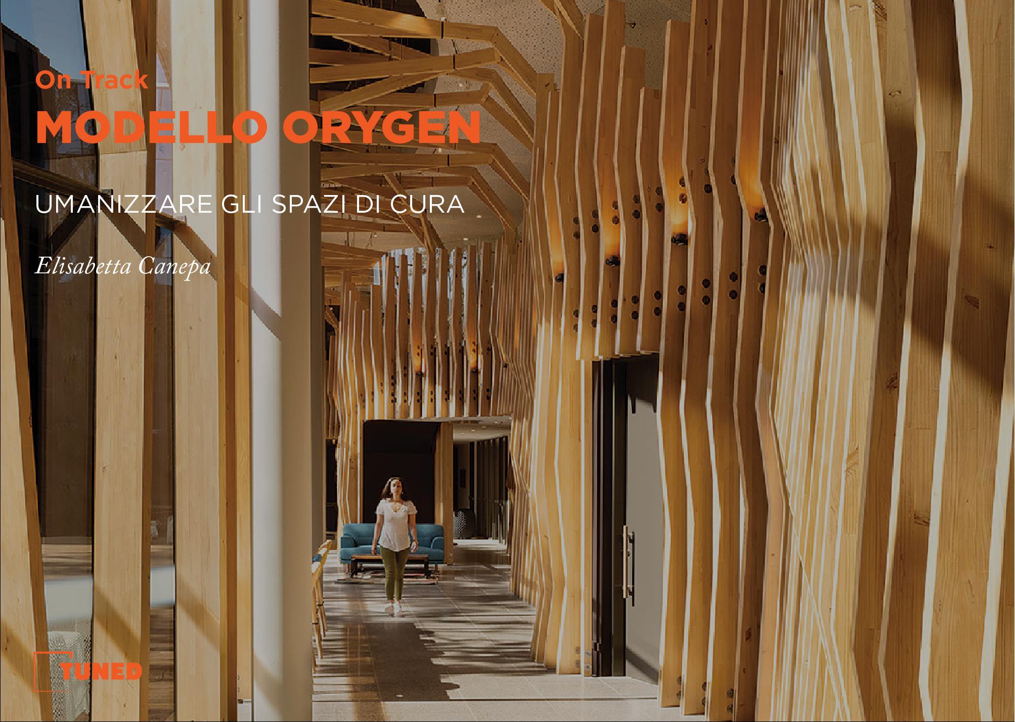 Modello Orygen - Cover ITA BLOG