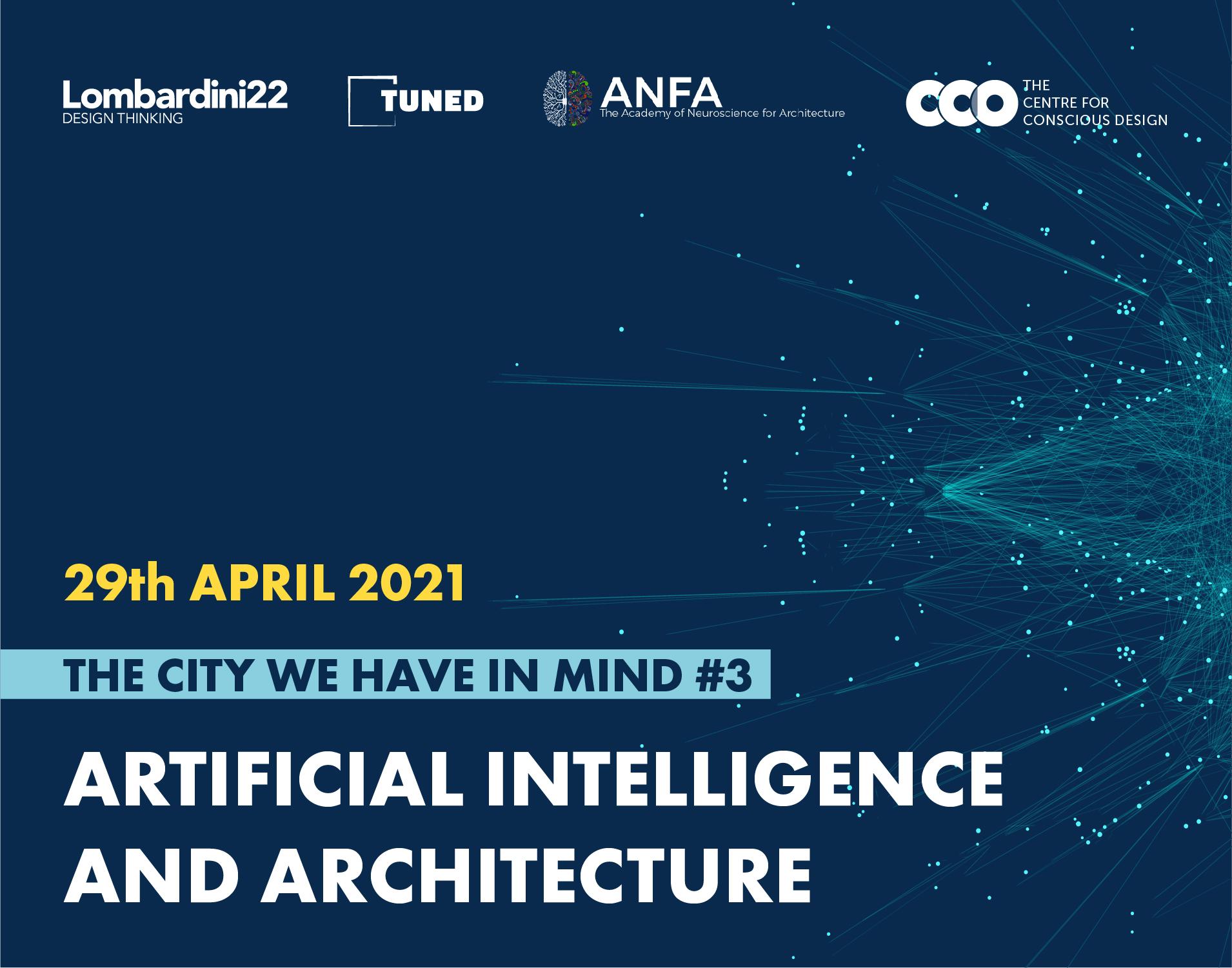 Intelligenza artificiale e architettura - Banner blog