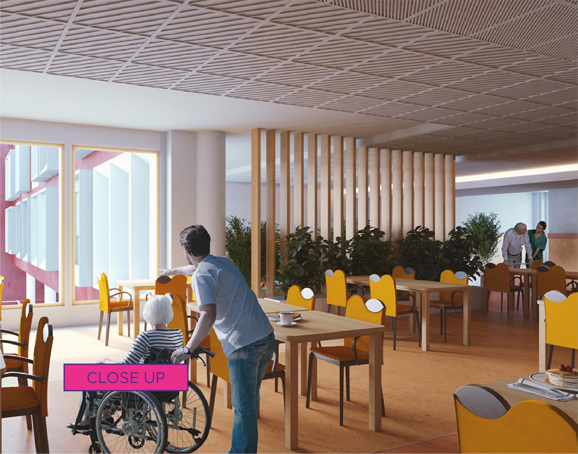 L'architettura sfida l'invecchiamento - Kos Masera BLOG
