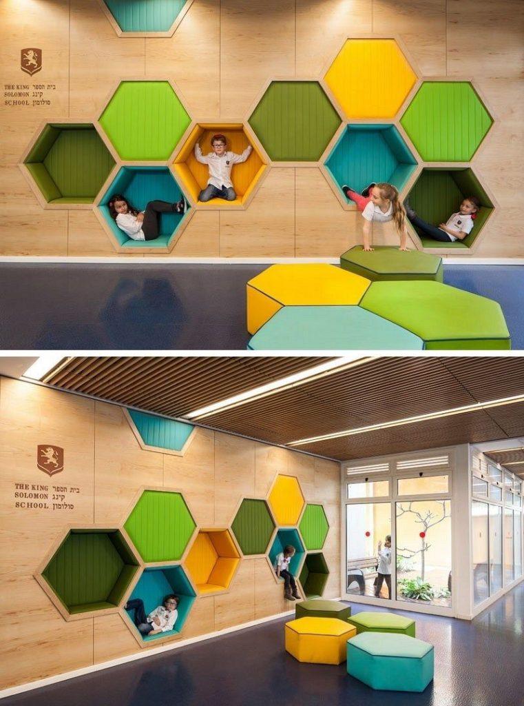 A glimpse of the schools of the future - 3